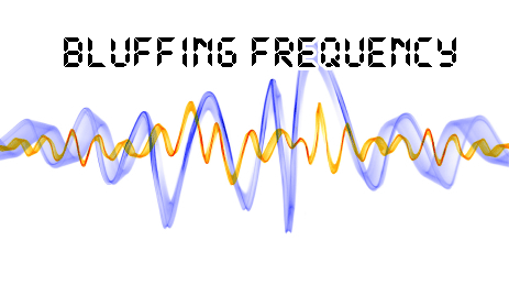 Bluffing Frequency In Poker