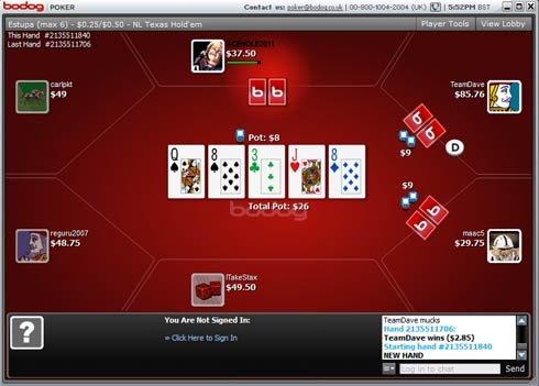 Poker Sites Accepting Us Players