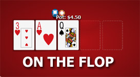 what is the flop in poker