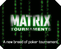Full Tilt Matrix Tournaments