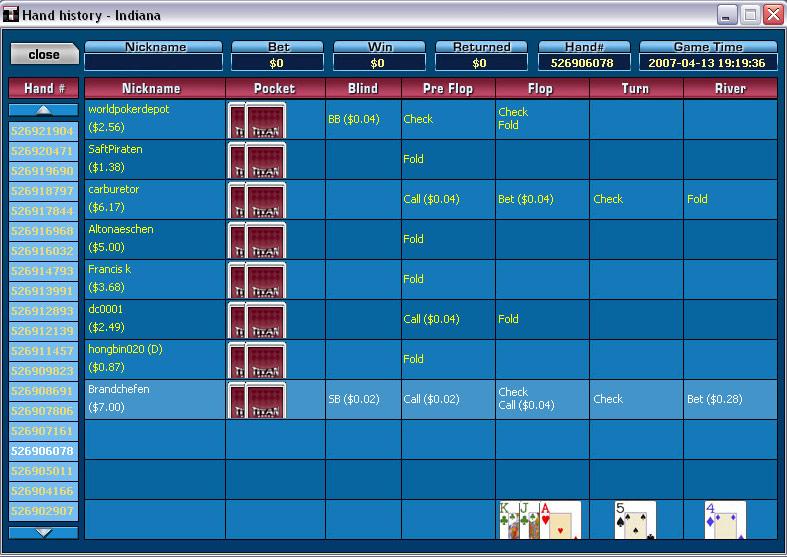 Poker glossary wikipedia
