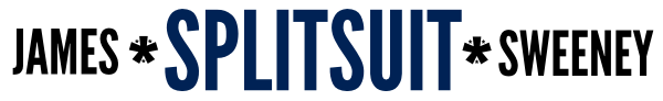James 'SplitSuit' Sweeney