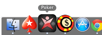 Mac Poker Apps In The Dock