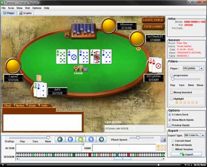 Poker Pwnage Sample Videos