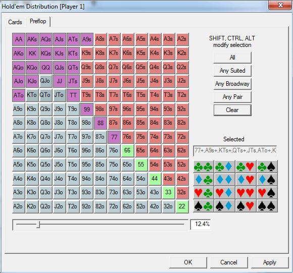 equity calculator poker