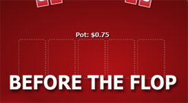 Preflop betting rules on baseball preakness stakes betting odds