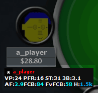 Vp of holdem manager