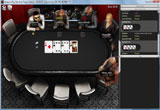 Betsafe Poker Table