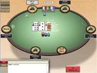 Sun Poker Cryptologic Table