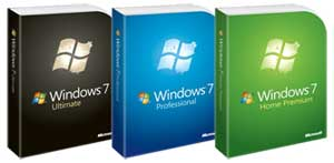 Windows 7 Editions
