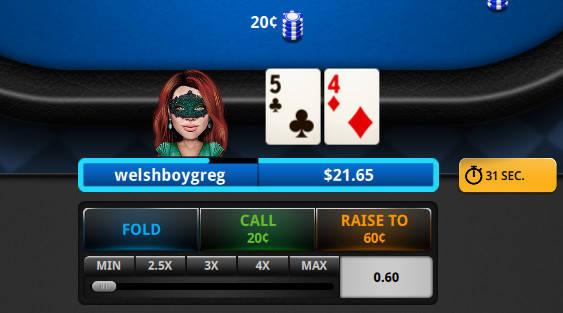 888 Bet Poker