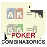 poker hands combinatorics